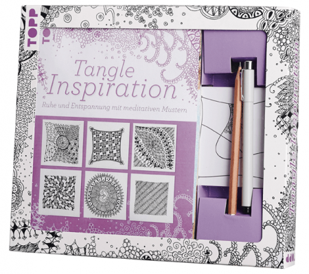 Kreativ-Set Tangle Inspiration
